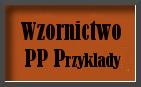 Wzornictwo PP przykłady